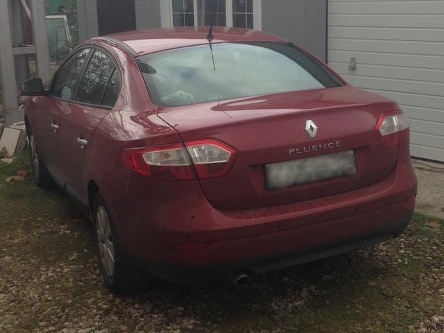 Renault-fluence Чип-тюнинг Renault Fluence. Увеличение мощности двигателя