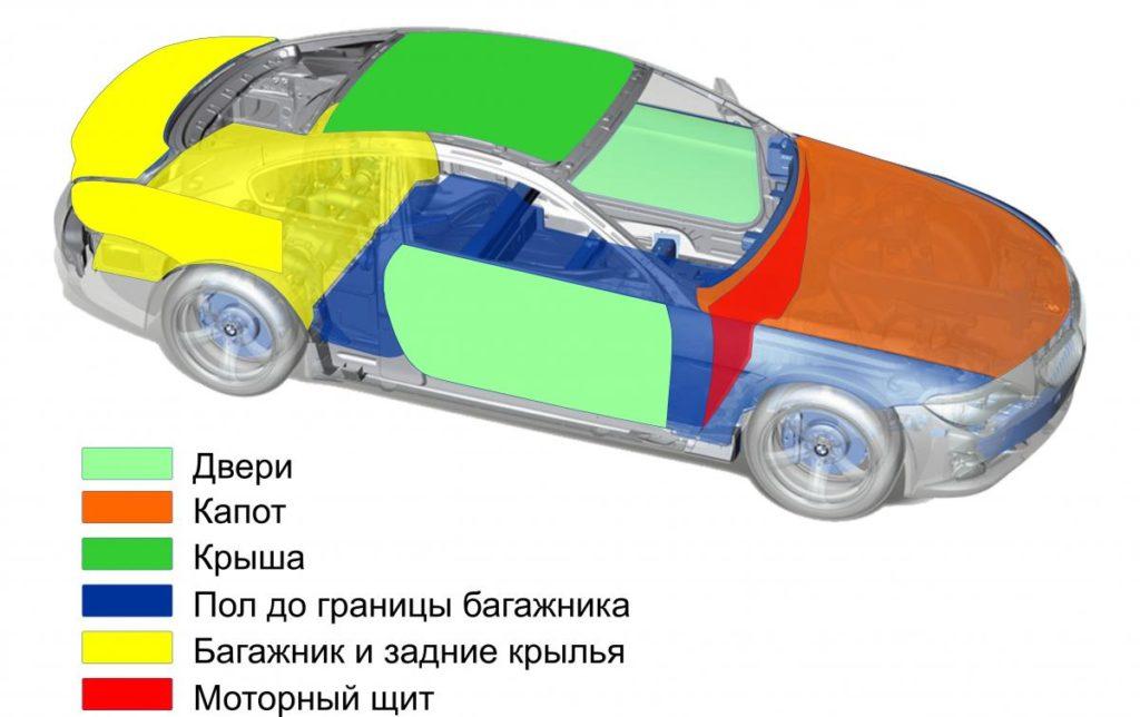 -авто-в-клину-1024x644 Шумоизоляция автомобиля в городе Клин по низким ценам