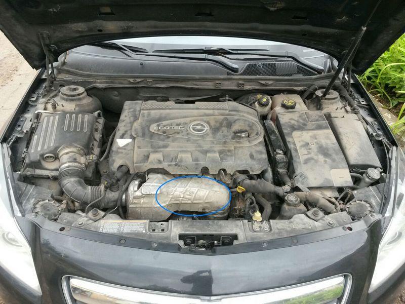 -сажевого-фильтра Удаление сажевого фильтра Opel Insignia 2.0 CDTI