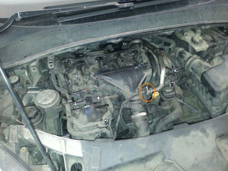 -ЕГР-ford-s-max Отключение EGR и сажевого фильтра Ford S-max 2.0 TDCI