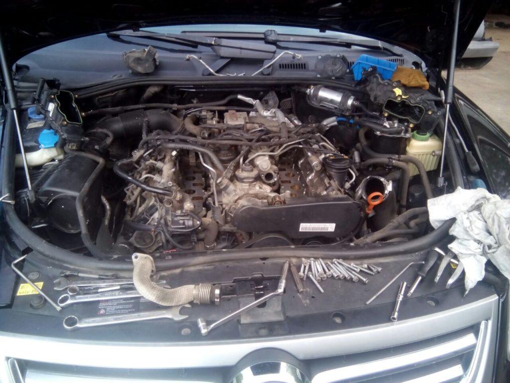 IMG_4630-1024x768 Отключение клапана ЕГР, отключение удаление вихревых заслонок, увеличение мощности Volkswagen Touareg 3.0 TDI