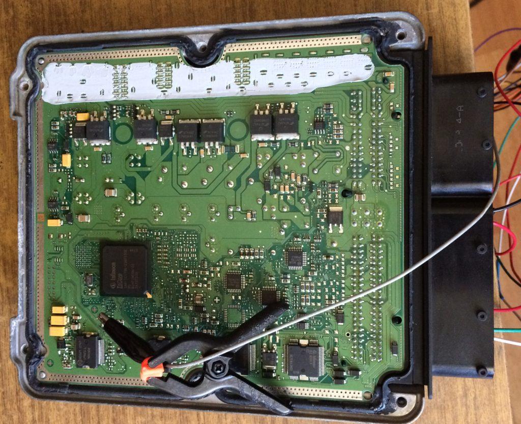 IMG_4655-1024x833 Отключение клапана ЕГР, отключение удаление вихревых заслонок, увеличение мощности Volkswagen Touareg 3.0 TDI
