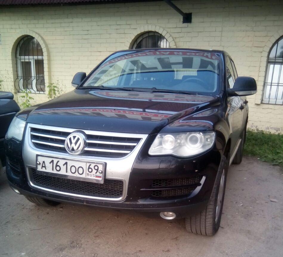 IMG_4662 Отключение клапана ЕГР, отключение удаление вихревых заслонок, увеличение мощности Volkswagen Touareg 3.0 TDI
