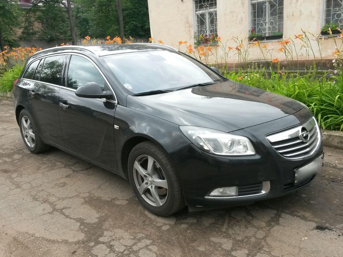Opel-Insignia-2.0TDI-160hp Удаление сажевого фильтра Opel Insignia 2.0 CDTI
