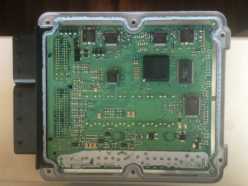 IMG_7761-1024x768 Удаление сажевого фильтра и клапана EGR на Mitsubishi Fuso Canter 5.0