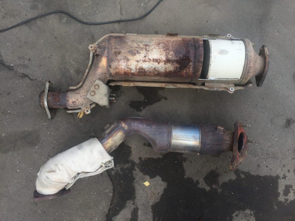 IMG_7797-1024x768 Чип-тюнинг Nissan Pathfinder и удаление ЕГР-клапана и катализаторов