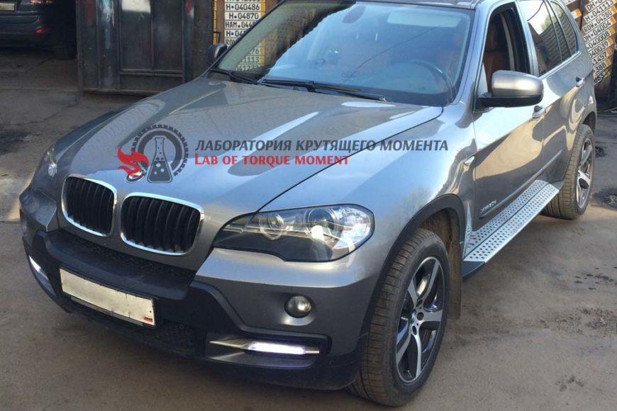 11-870x580 Удаление сажевого фильтра и отключение клапана ЕГР на BMW X5 3.0D E70 235 л.с.