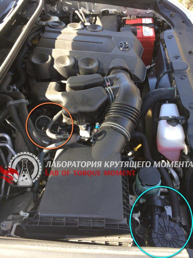 3-768x1024 Отключение системы SAP - система продувки катализаторов на Toyota Land Cruiser Prado 150 4.0 V6