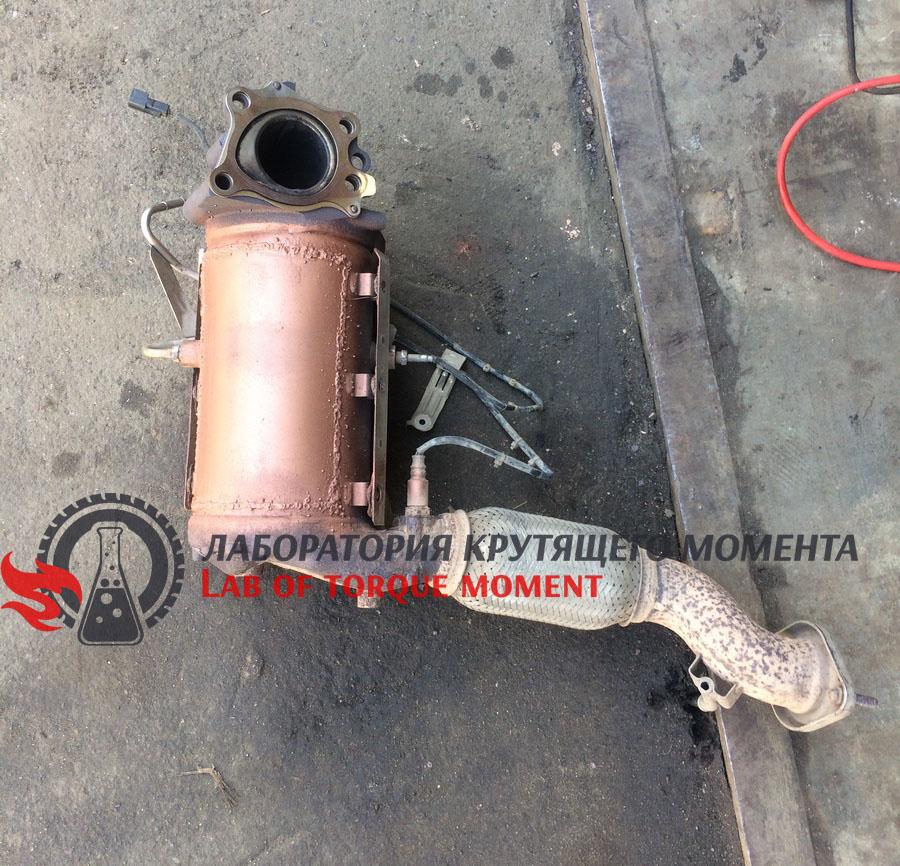 Удаление и замена сажевого фильтра сх 5 Замена ролика натяжителя ремня генератора w204