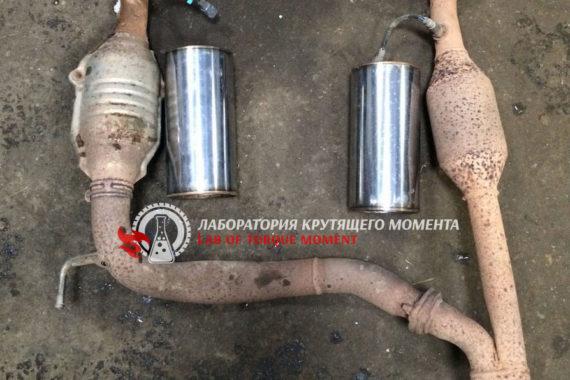 toyota-lc120-13-570x380 Чип тюнинг и удаление катализаторов на Toyota Land Cruiser Prado 120 4.0
