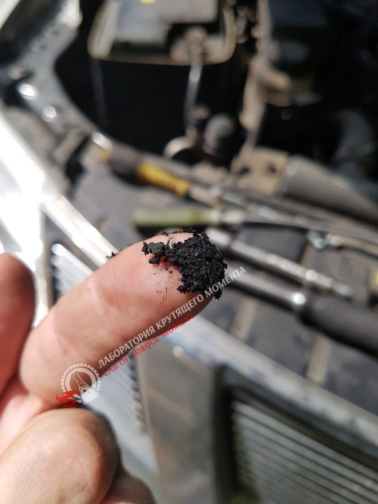 4-2-768x1024 Удаление клапана ЕГР и чип тюнинг на Nissan Pathfinder 3.0 V6 TDI 231 л.с.